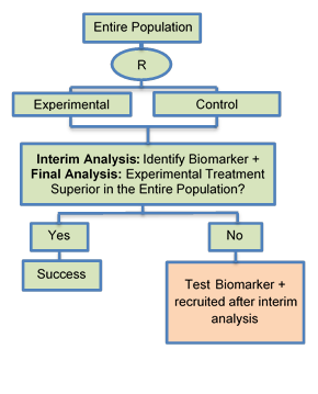 Biomarker-guided trial designs (BiGTeD) - An online tool to help ...